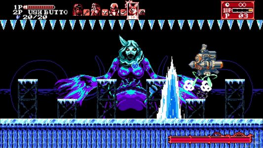 Bloodstained: Curse of the Moon 2 Review