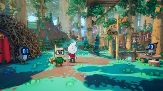 Born of Bread Takes Inspiration From Paper Mario, Headed to PC