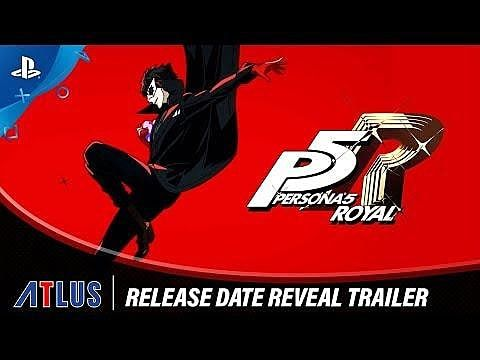 Persona 5 Royal Will Steal Your Hearts, Time, and Wallets in 2020
