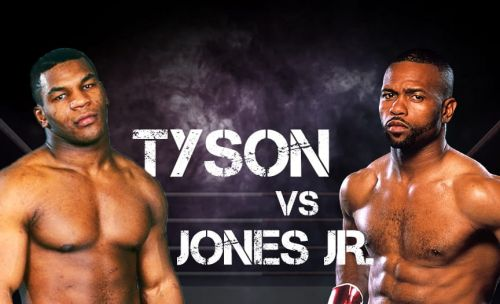 Mike Tyson v Roy Jones Jr: How To Watch The Fight From Your Android Device