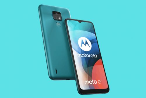 Motorola Launches Moto E7 With A 48MP Main Camera For Under $150