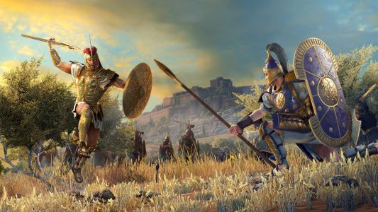 A Total War Saga: Troy Launches on August 13th, Free for First 24 Hours on Epic Games Store