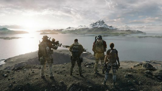 Ghost Recon: Breakpoint - The Terminator Event Starts Tomorrow
