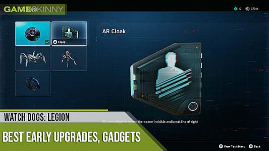 Watch Dogs Legion Best Upgrades and Gadgets to Unlock Early