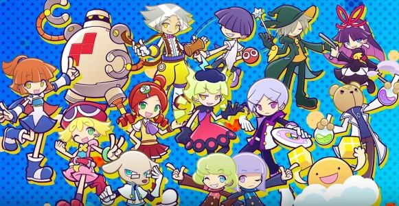 Get your blob-busting back on with Puyo Puyo Tetris 2