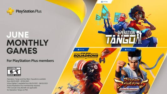 PlayStation Plus Games for June 2021 Announced