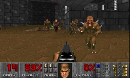 DOOM and DOOM II Get User Maps Today, Along With Weapon Wheel, Quick Saves, and HUD Changes