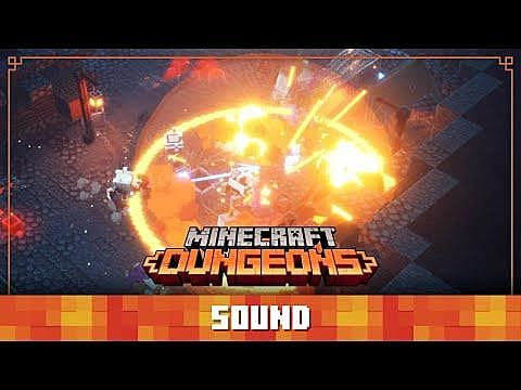Minecraft Devs Sound off on Minecraft Dungeons Sound Design