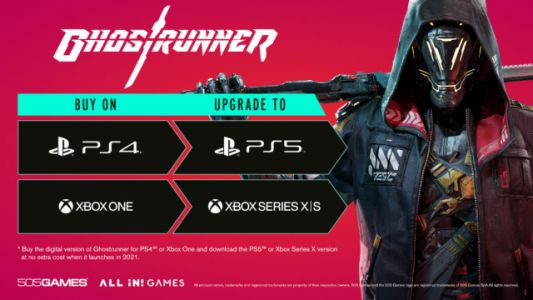Ghostrunner Launches in 2021 for Xbox Series X and S, and PS5, Includes Free Upgrade