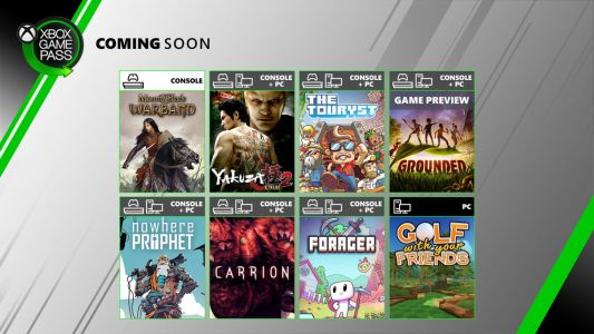 Xbox Game Pass Adds Yakuza: Kiwami 2, Grounded, Forager, and More in July