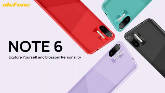 Ulefone Note 6 Announced, The Company's New Budget Offering