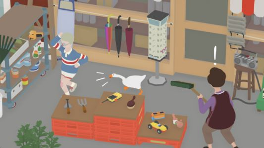 Untitled Goose Game Delayed