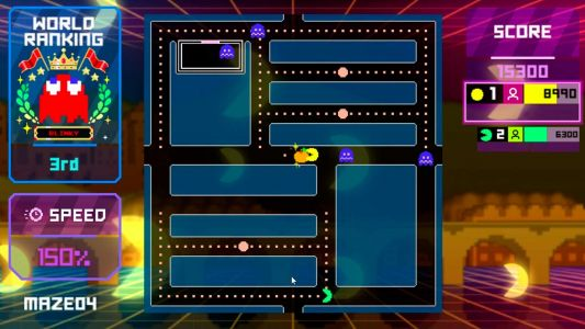 A new version of Pac-Man is coming to Twitch for free
