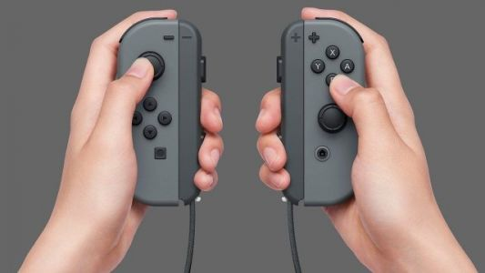 """Nintendo on Switch OLED: """"The configuration and functionality is the same as that of the Joy-Con controllers for the Nintendo Switch system"""""""