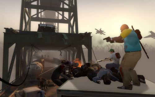 Valve shoots down talk of a new Left 4 Dead