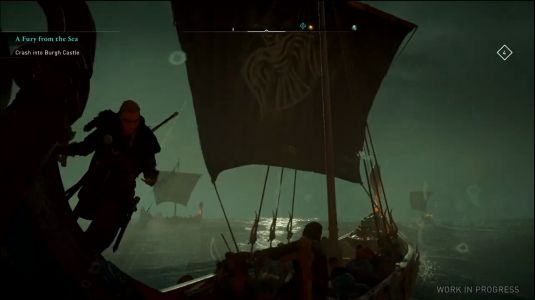 30 Minutes of Assassin's Creed Valhalla Gameplay Leaks Showing Viking Longboat Raid, Skill Tree, and Combat