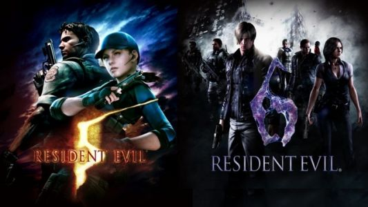 E3: Resident Evil 5 and 6 Coming to Switch