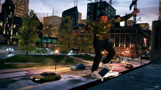 Tony Hawk's Pro Skater 1 and 2 Coming to Switch in 2021