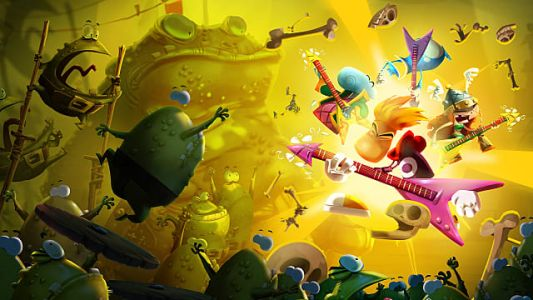 Ubisoft Free Trials Month Kicks Off with Rayman Legends