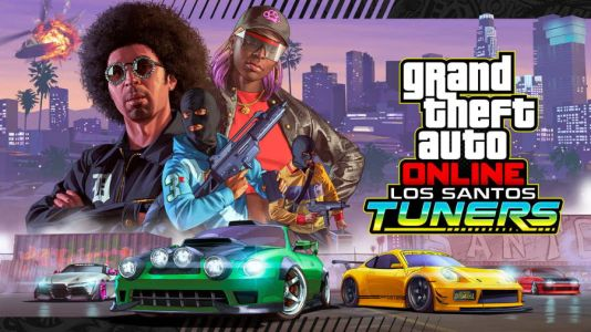 GTA Online: Los Santos Tuners Update Now Available