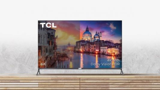You Can Now Buy TCL's 6-Series 4K QLED Roku TVs, Prices Start At $599