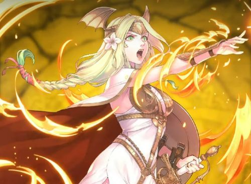 The revered Saint Seiros is Fire Emblem Heroes' newest Mythic Hero