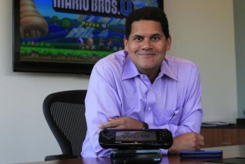 Reggie Fils-Aime: Wii U Was A 'Failure Forward' Since It Led to the Switch