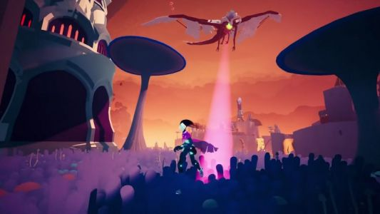 Solar Ash Trailer Provides A New Look At One Of Its Massive Bosses