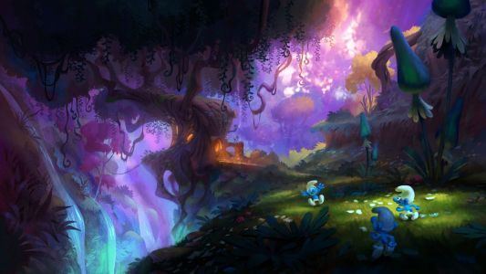 Brace yourself, we're getting five Smurfs video games 'over the next five years' from Microids