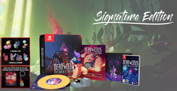 Contest: Win Dead Cells - Prisoner's Edition on Switch from Signature Edition Games