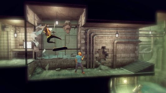 Action-Soaked Bullet Ballet My Friend Pedro Comes to PS4 April 2