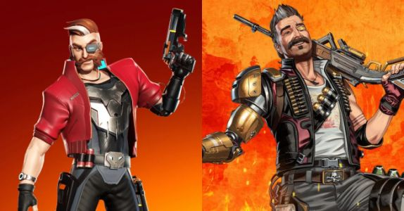 Respawn Accused of Ripping Off New Apex Legends Character from Upcoming Indie Game BulletVille