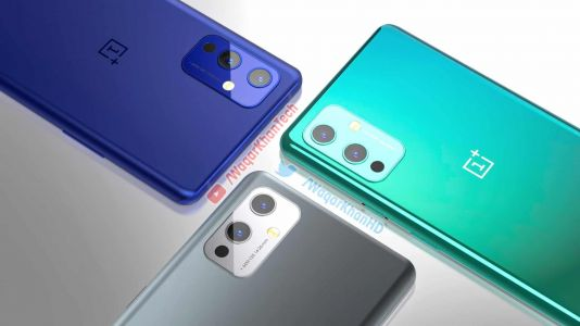 New OnePlus 9 Renders Are Here, They're Based On A Recent Leak