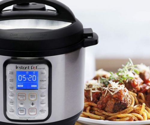 This Instant Pot Is Back Down To Its Black Friday Price