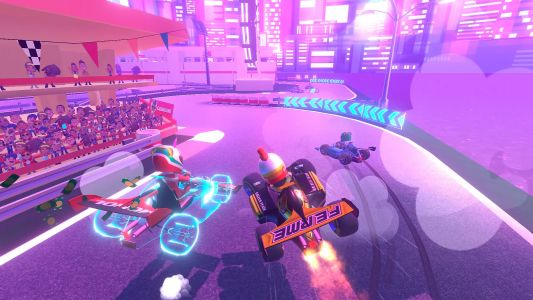 How Arcade Racer Touring Karts Plays Best on PS4 and PS VR