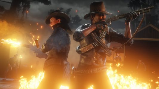 You've got the hooch: Red Dead Online will make a moonshiner out of you