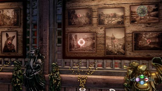Where To Find The Clue In Man Yuan Temple In Shenmue 3