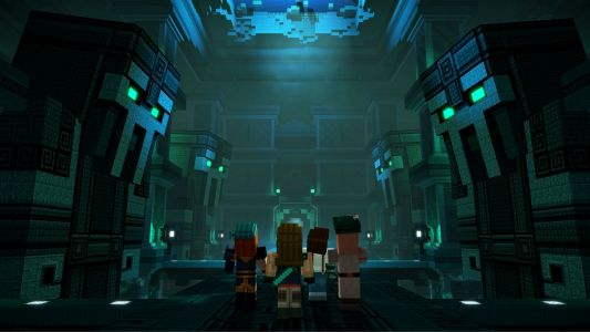Ahead of being delisted, the Minecraft Story Mode episodes cost $100 each on Xbox 360