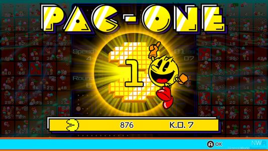 Nintendo Announces Pac-Man 99: Launching For Switch Online This Week