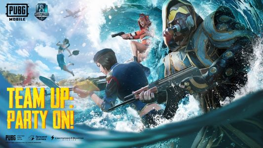 PUBG Mobile Royale Pass Season 8 update released, bringing aquatic fun
