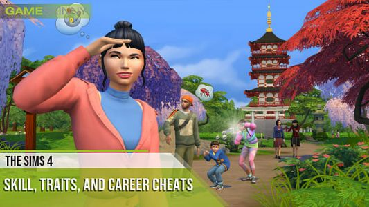 The Sims 4 Cheats: All Skill, Career, and Trait Cheats