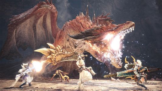 Monster Hunter World Shows Monster Motion Capture In Behind The Scenes Video