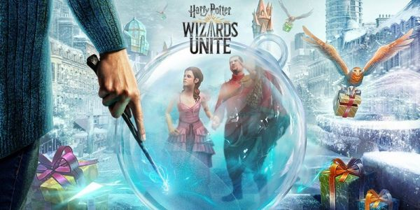 Harry Potter Wizards Unite to host a Yule Ball for the Christmas Calamity Brilliant Event