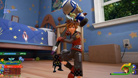 Kingdom Hearts 3: where to get Adamantite and Wellspring Crystal for Keyblade upgrades