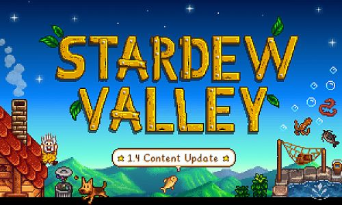 Bless My Brussle Sprouts: Stardew Valley 1.4 PC Update Gets a Release Date