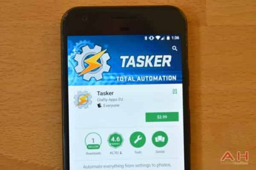 Integrated Google Assistant Support Comes To Tasker