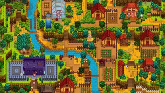 Stardew Valley Patch 1.5.4 is Now Live on PC