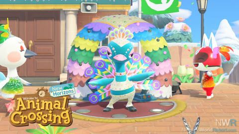 Animal Crossing Getting Sanrio And Mario Crossovers In March, Festivale Next Month