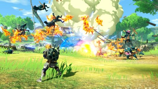 Hyrule Warriors: Age of Calamity review - not the prequel you might expect, but an excellent musou instilled with Breath of the Wild's spirit