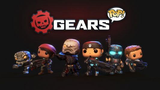 The cutesy Gears of War mobile game no one asked for is now open for pre-registration